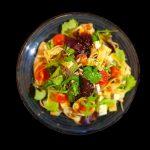 Crepes Princess Salad