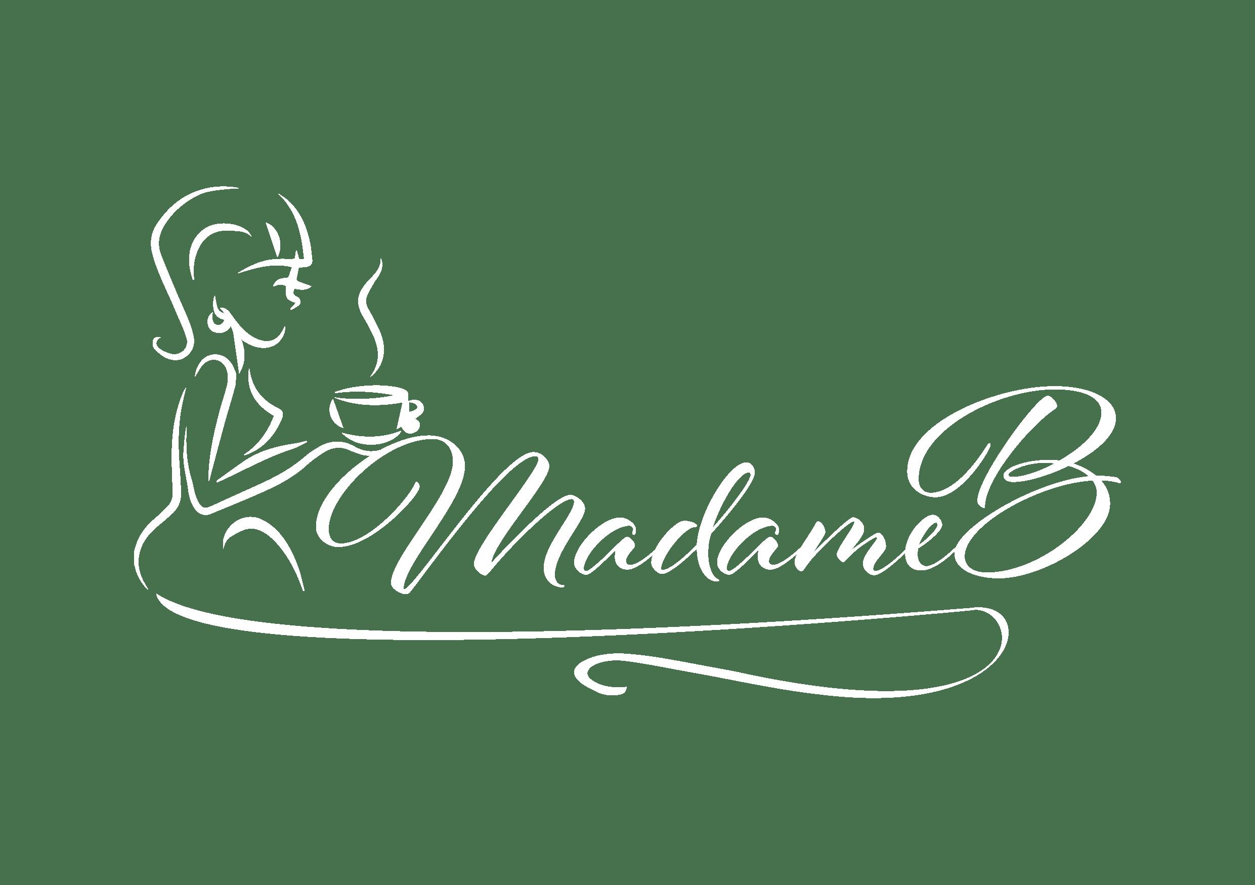 Logo Madame B - ALB