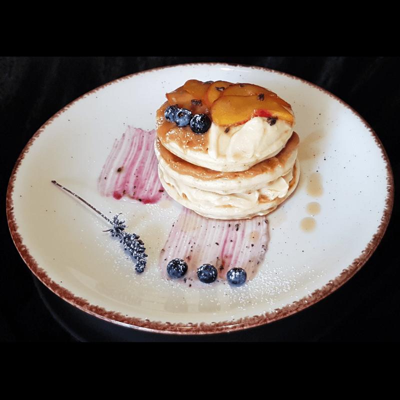 Lavanda Pancake