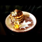 Ferrero Rocher Pancakes