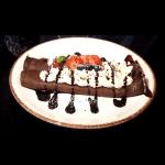 Crepes du chocolat